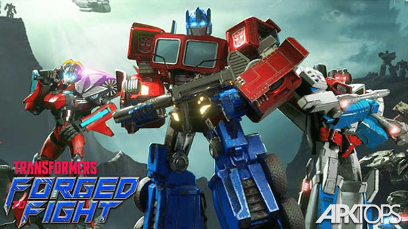 دانلود TRANSFORMERS: Forged to Fight