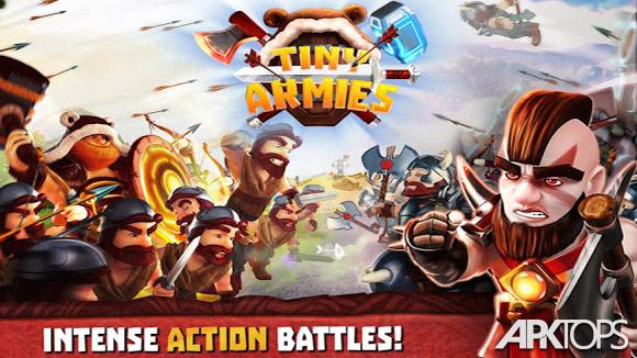 دانلود Tiny Armies – Online PvP Clash