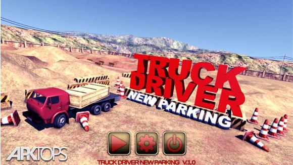 دانلود Truck Driver New Parking