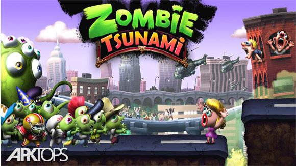 دانلود Zombie Tsunami