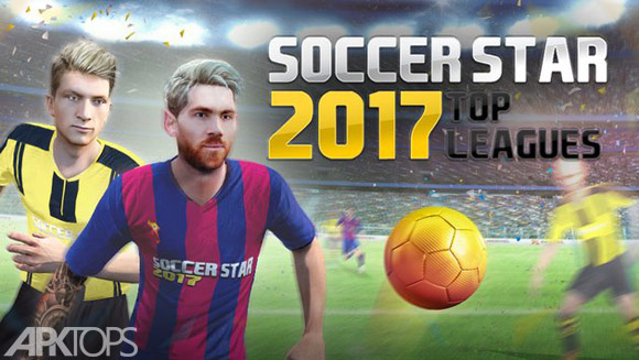 Soccer Star 2017 Top Leagues دانلود