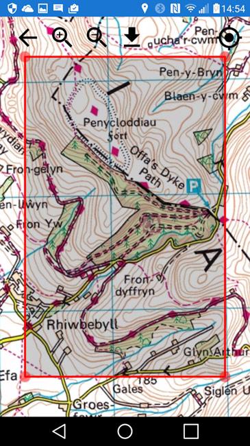 ActiMap – Outdoor maps && GPS v1.1.13.0 دانلود نرم افزار مکان یابی اندروید