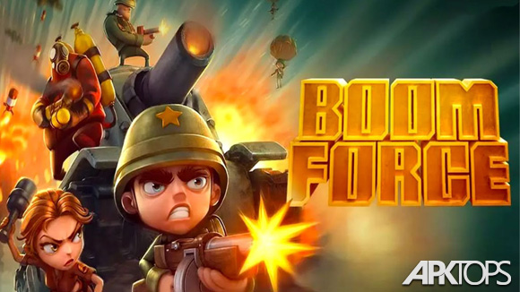 دانلود Boom Force: War Game for Free