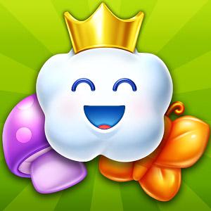 Charm King v6.5.1 دانلود بازی پازلی افسون پادشاه + مود اندروید