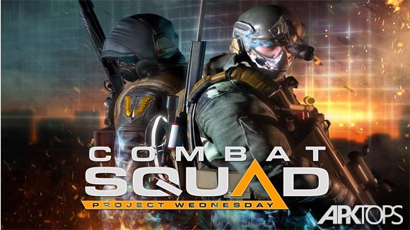 دانلود Combat Squad
