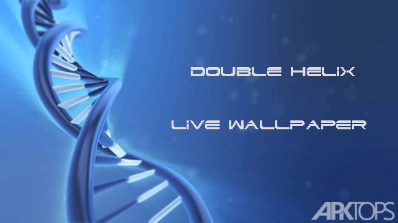 Double Helix Live Wallpaper