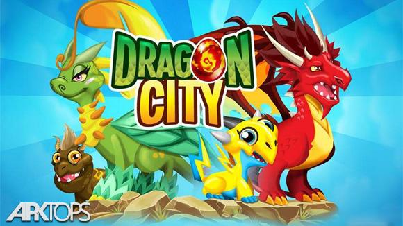 دانلود Dragon City