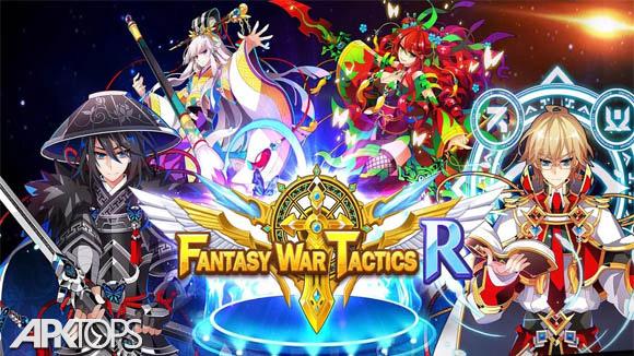 دانلود Fantasy War Tactics R