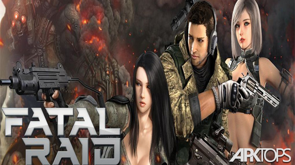 دانلود Fatal Raid – FPS Game