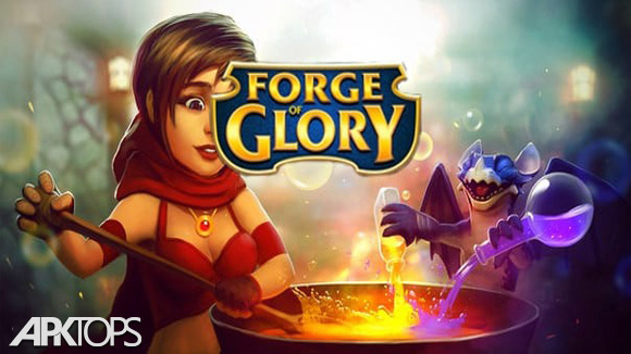 دانلود Forge of Glory