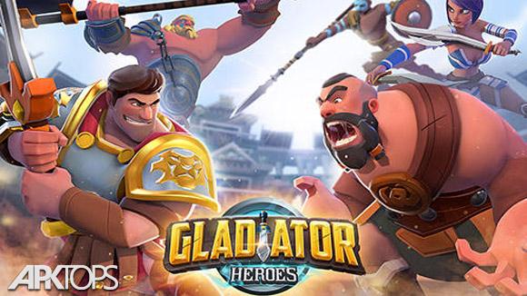 دانلود Gladiator Heroes