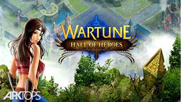 دانلود Wartune: Hall of Heroes