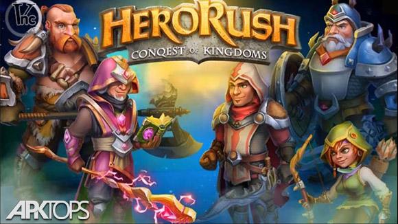 دانلود Hero Rush: Clan Wars