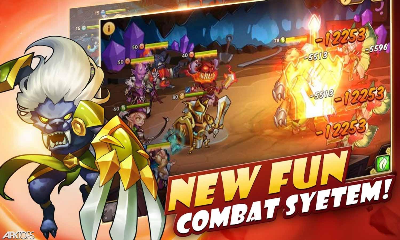 idle heroes super casino heroes