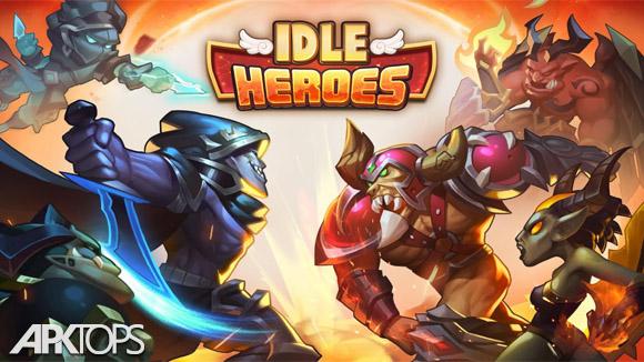 دانلود Idle Heroes