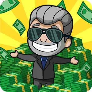 Idle Miner Tycoon v2.56.1 دانلود بازی سرمایه دار معدن تنبل + مود