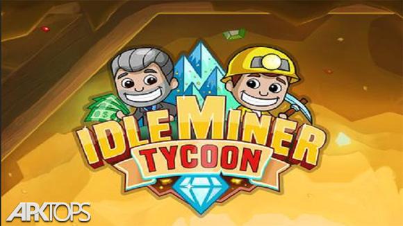 دانلود Idle Miner Tycoon