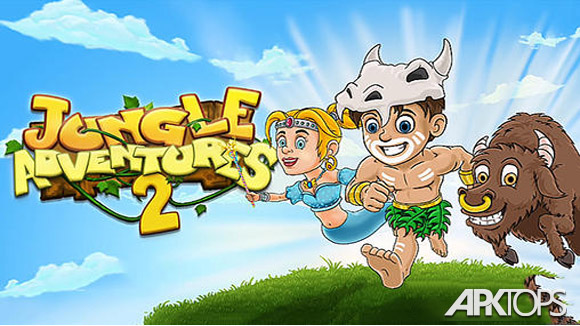 دانلود Jungle Adventures 2