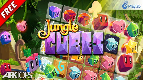 دانلود Jungle Cubes