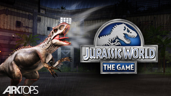 دانلود Jurassic World™: The Game