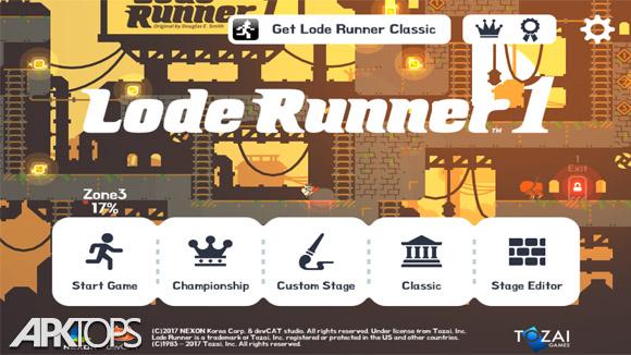 دانلود Lode Runner 1