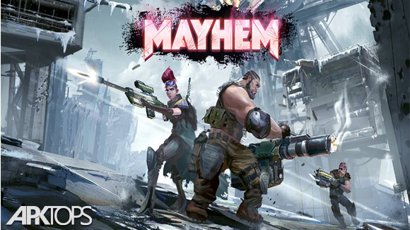دانلود Mayhem – PvP Arena Shooter