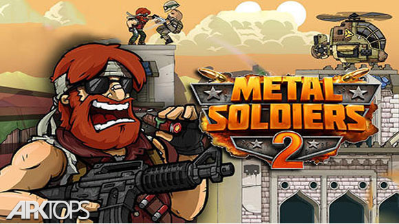 دانلود بازی سربازان آهنی ۲ برای اندروید | بازی اندروید
