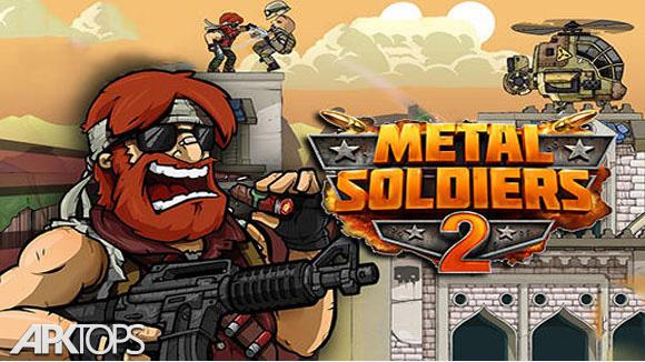 دانلود Metal Soldiers 2