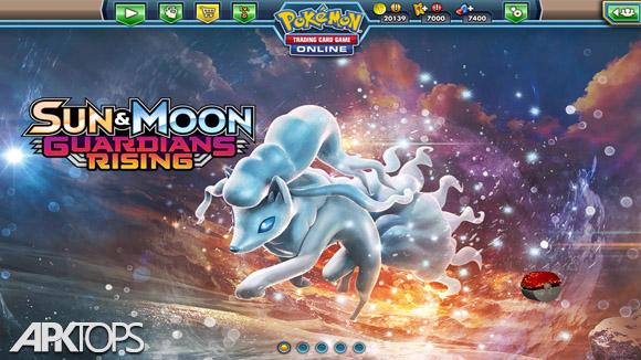 دانلود Pokémon TCG Online