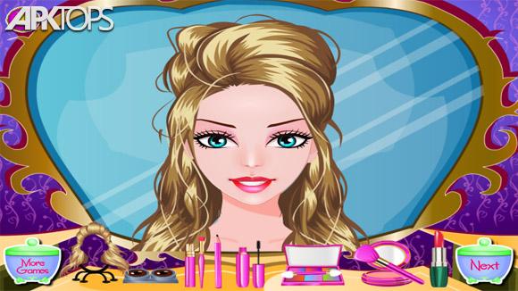 دانلود Princess Makeover Salon 2