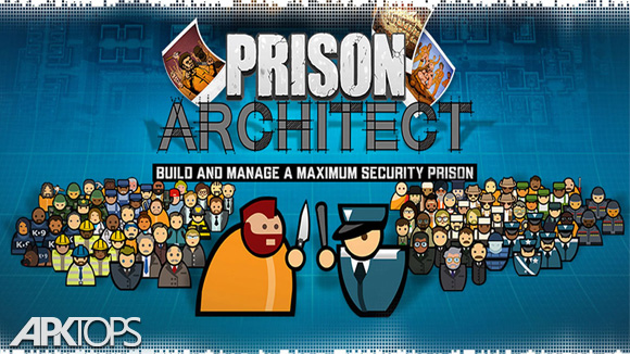 دانلود Prison Architect: Mobile