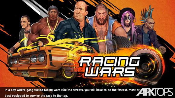 دانلود Racing Wars – Go