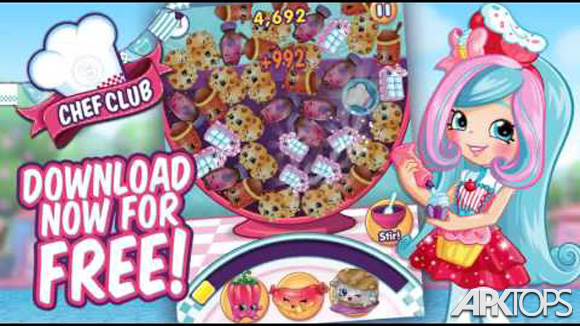 دانلود Shopkins: Chef Club