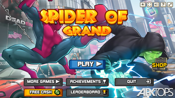 دانلود Spider Of Grand City