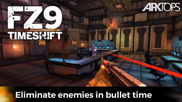 دانلود FZ9: Timeshift