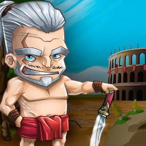 Tiny Gladiators v1.2.4 دانلود بازی گلادیاتورهای کوچک برای اندروید
