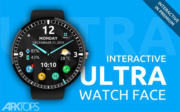 Ultra Watch Face
