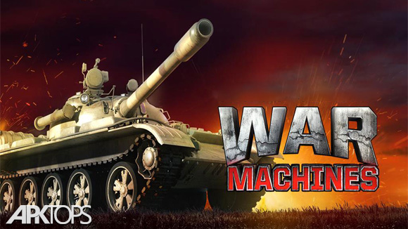 دانلود War Machines Tank Shooter Game