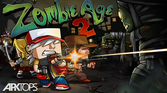 دانلود Zombie Age 2