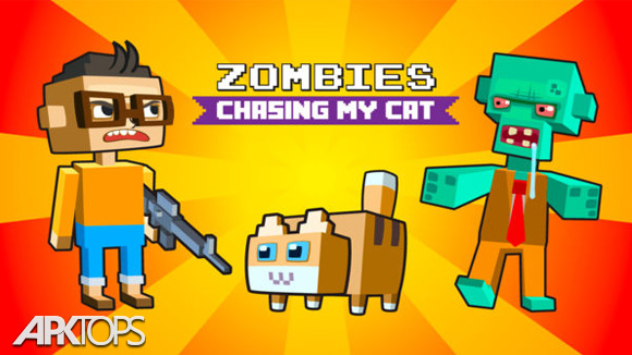 دانلود Zombies Chasing My Cat