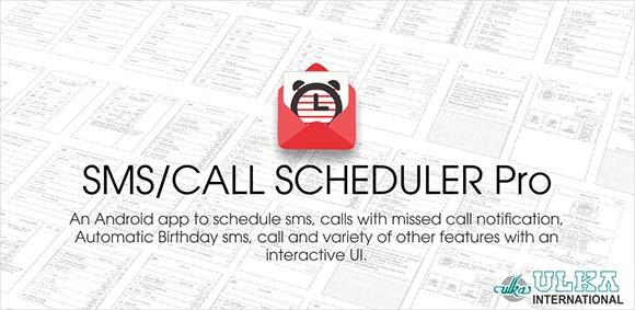 SMS-Call Scheduler Pro v2.5.1 دانلود برنامه زمانبندی تماس و پیامک