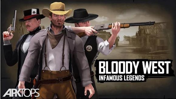 دانلود Bloody West: Infamous Legends