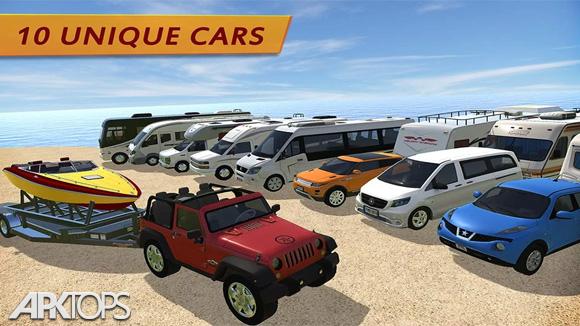 دانلود Camper Van Truck Simulator