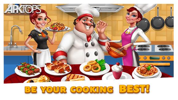 دانلود ChefDom: Cooking Simulation