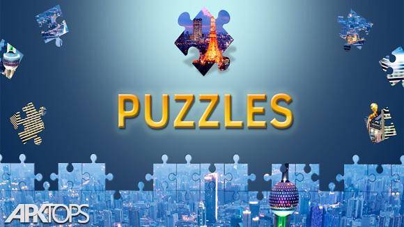 دانلود City Jigsaw Puzzles Free 2017