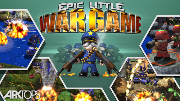 دانلود Epic Little War Game