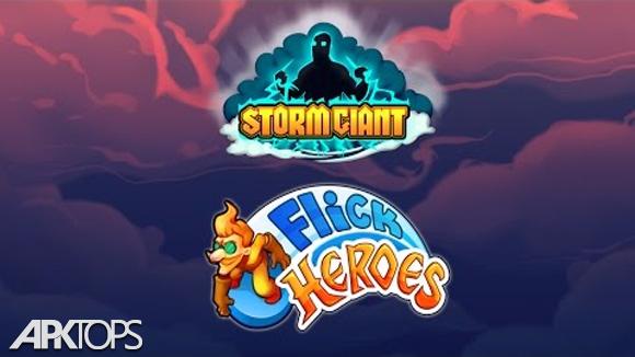 دانلود Flick Heroes