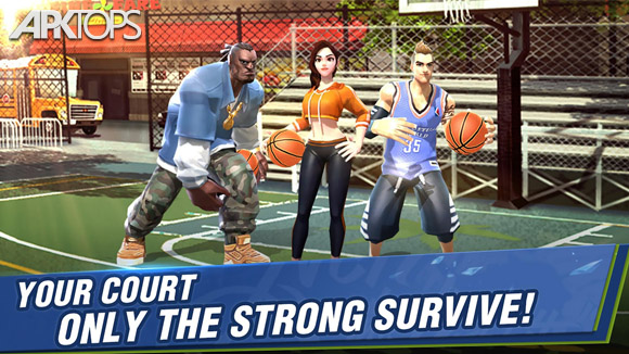 دانلود Hoop Legends: Slam Dunk