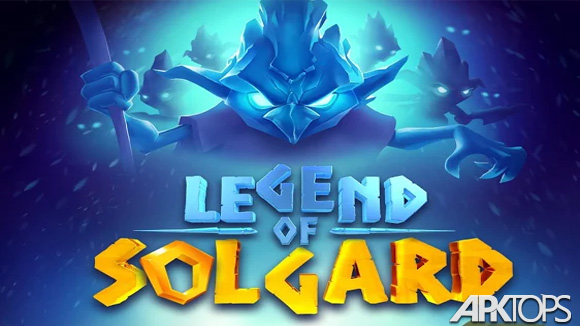 دانلود Legend of Solgard
