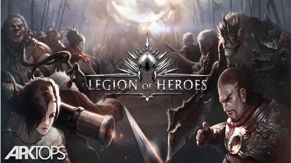 دانلود Legion of Heroes